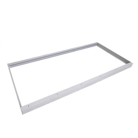 Ramka natynkowa do montażu paneli LED SLIM 60x120mm ECO (1)