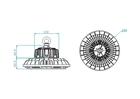lampa-high-bay-led-100w-wymiary